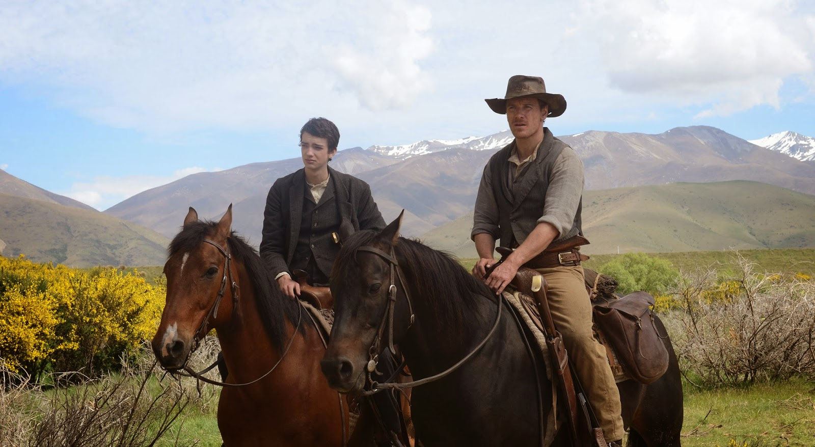 Review | Slow West (2015)
