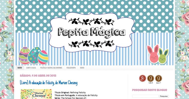 Blogger's Choice | Pepita Mágica