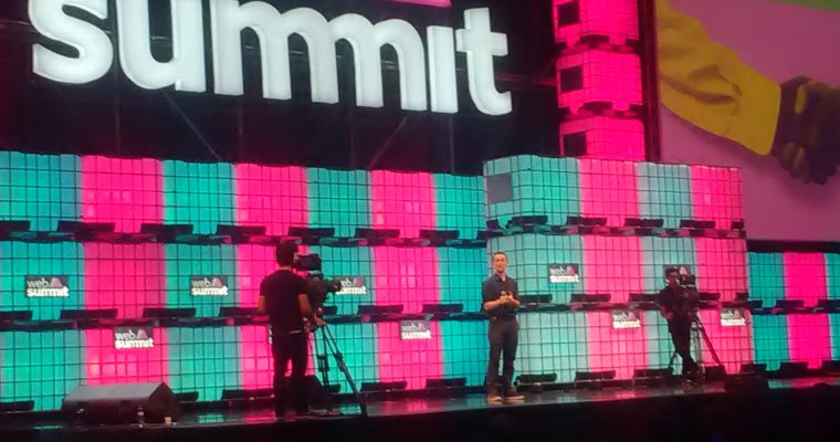 Web Summit 2016 | Resumo Dia #4