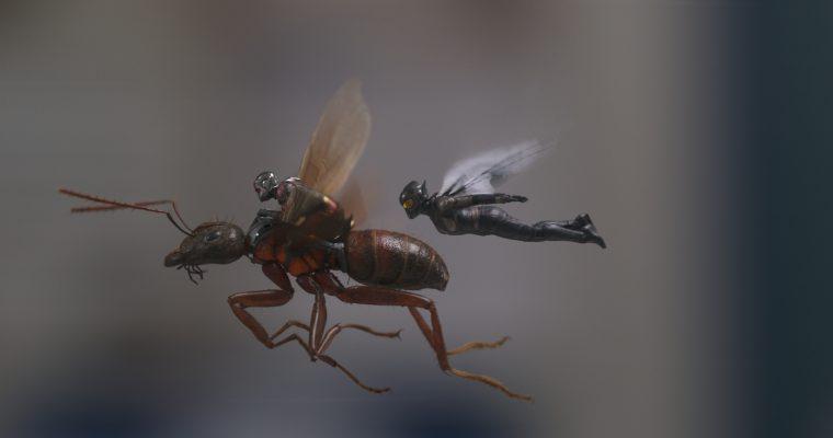 Crítica | Homem-Formiga e a Vespa (2018)