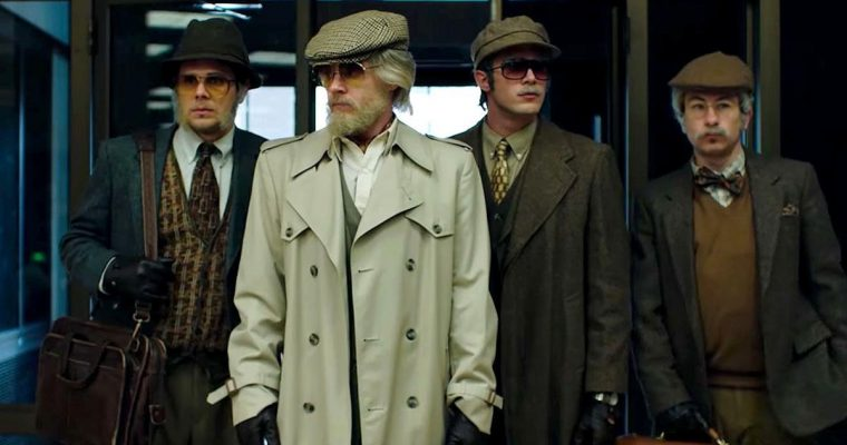 Crítica | American Animals – O Assalto (2018)