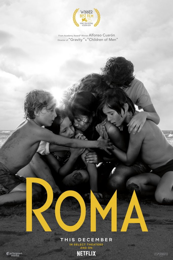 Roma 2018 - Poster