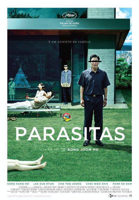 Parasitas-Poster