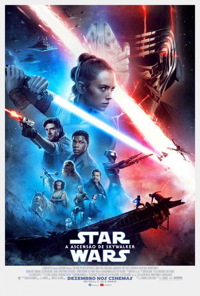 Star Wars: Rise of Skywalker Poster