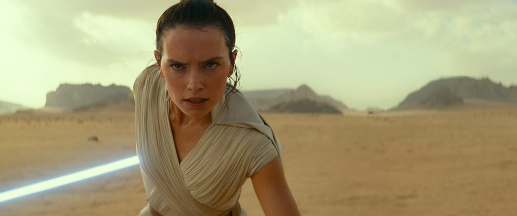 Rey,  Star Wars: Rise of Skywalker