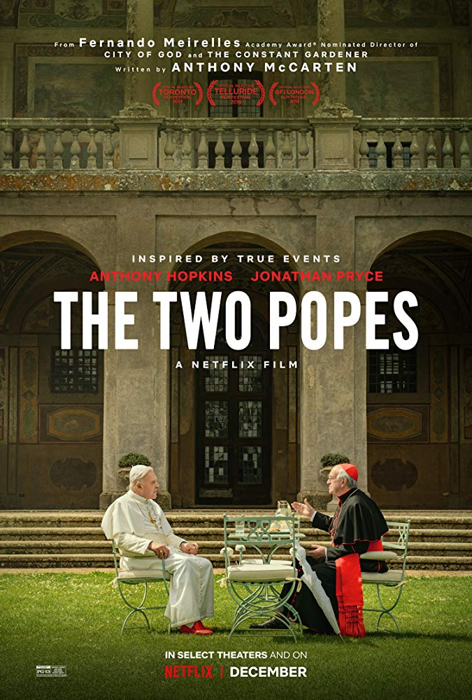The Two Popes - Poster
